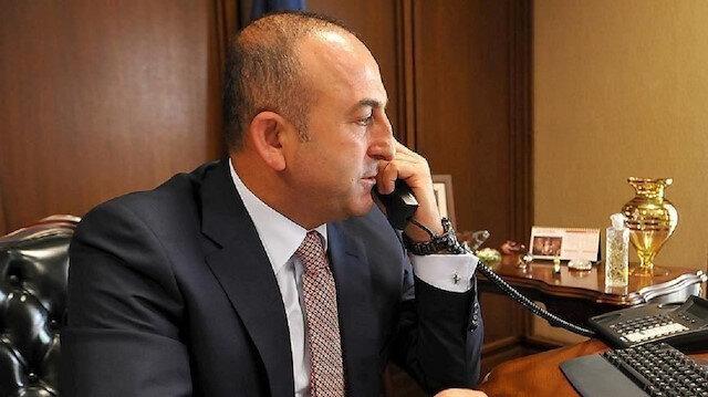 تشاووش أوغلو يواصل اتصالاته الدبلوماسية حول المستجدات شرقي المتوسط