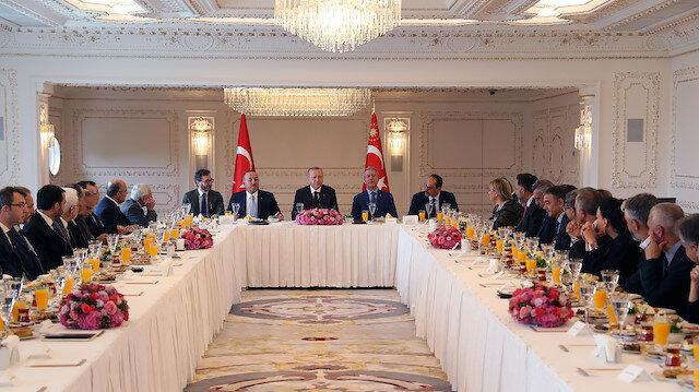أردوغان: هدفنا تحويل