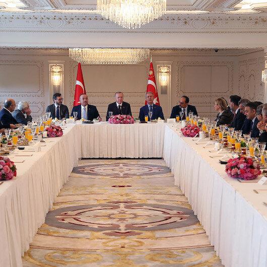"""أردوغان: هدفنا تحويل """"الحزام الإرهابي"""" إلى منطقة آمنة"""