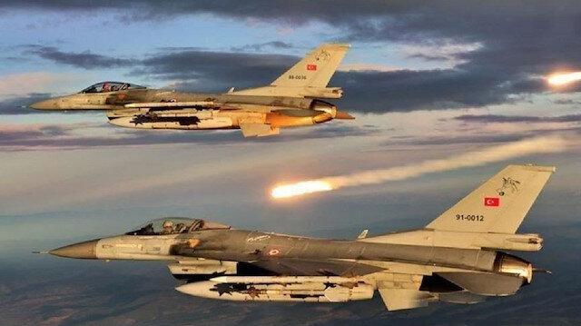 الدفاع التركية تعلن تحييد 8 إرهابيين شمالي العراق