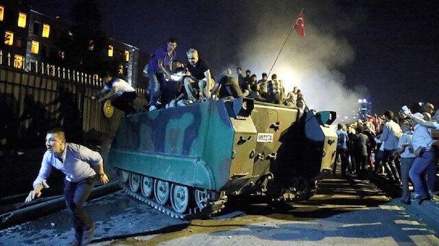 نائب أردوغان: عناية الله وإرادة الشعب أفشلتا محاولة انقلاب 15 تموز