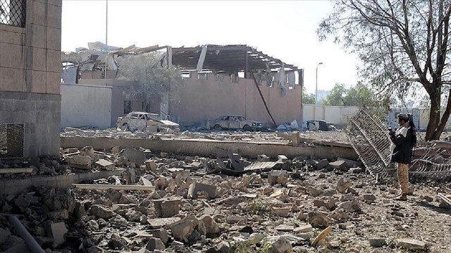 منظمة حقوقية: مقتل 375 مدنيا في غارات للتحالف باليمن بـ2018