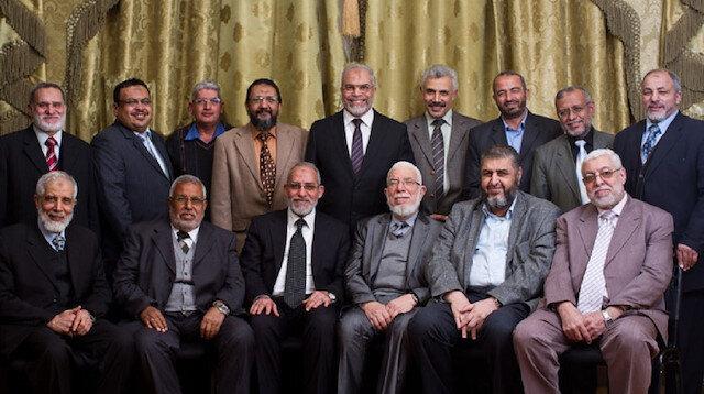 İhvân-ı Muslimîn liderleri.