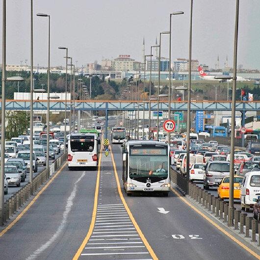 """في إسطنبول.. إنتاج الطاقة من رياح """"المتروباص"""""""