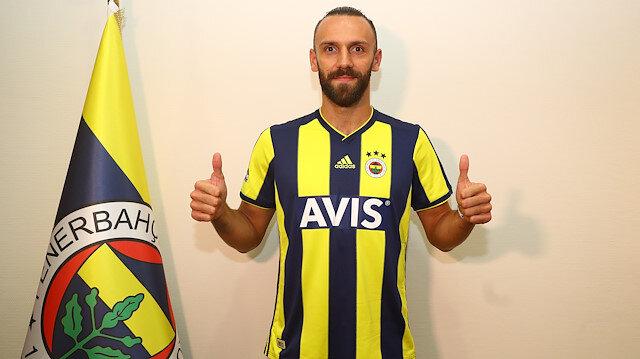 Fenerbahçe Vedat Muriç transferinin detaylarını açıkladı
