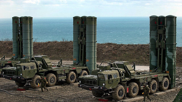 أردوغان: نستهدف الإنتاج المشترك لمنظومات الدفاع الجوي مع روسيا