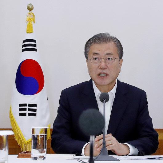 Güney Kore Lideri Moon Japonya'yı uyardı: Akıllıca değil