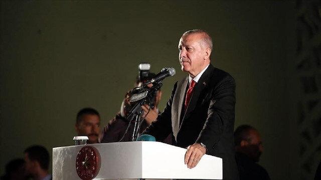 """أردوغان يفتتح متحف """"الذاكرة 15 تموز"""" بإسطنبول"""