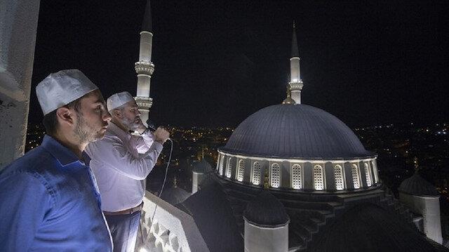 في ذكرى التصدي للانقلاب.. 90 ألف مسجد بتركيا تصدح مجددًا بالتكبيرات