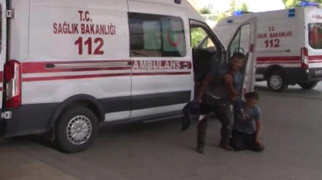Terör kurbanı kardeşlerin anne ve babasının feryadı yürek dağladı