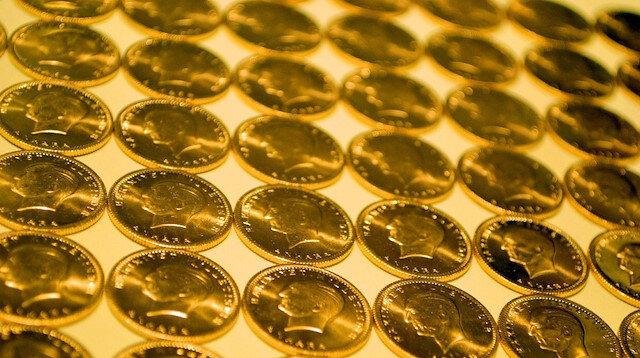 İcradan yarı fiyatına çeyrek altın