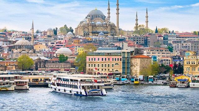 إسطنبول تسجل رقمًا قياسيًّا جديدًا بعدد السياح الأجانب