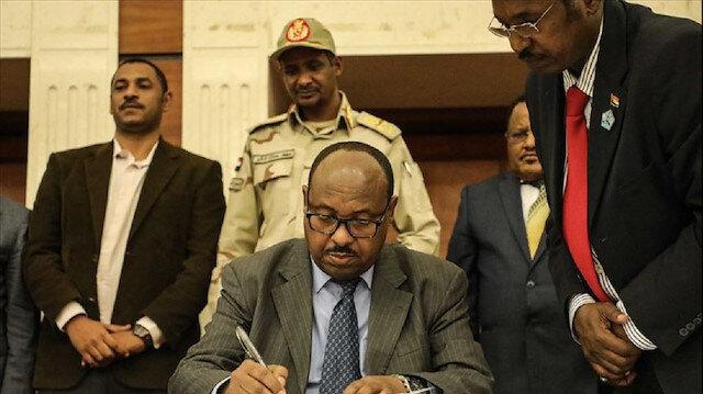 اتفاق السودان.. مجلس سيادي برئاسة متعاقبة وتوصيف للمرحلة الانتقالية