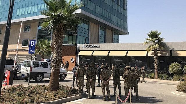 الرئاسة التركية تتوعد بالرد على هجوم أربيل الغادر
