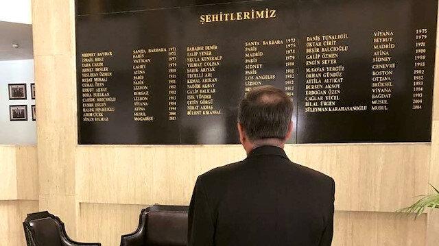 ABD Büyükelçisi önünde poz vermişti: 25 yıl sonra o listeye bir şehit daha eklendi
