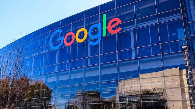 Google genel merkezi.