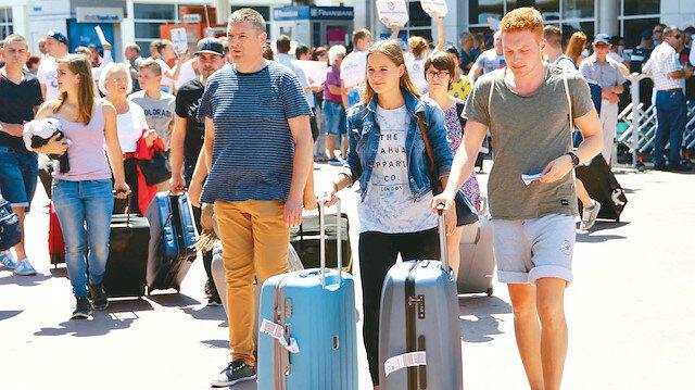 Turizm Ajansı lig atlatacak