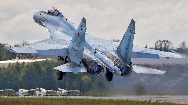 Rusya'dan Türkiye'ye Su-35 savaş uçağı teklifi