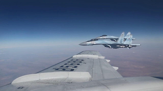 Russia 'ready' to deliver Su-35s fighter jets to Turkey