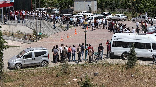 Erdoğan'ın müjdesini verdiği fabrikada işe alımlar başladı