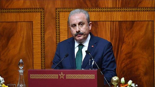 رئيس البرلمان التركي يتوعد بالرد على هجوم أربيل
