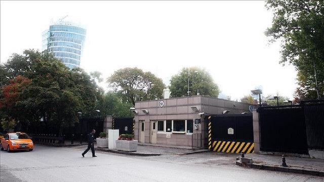 كيف علقت السفارة الأمريكية بأنقرة على هجوم أربيل؟