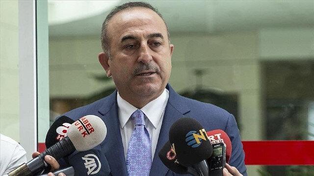 تشاووش أوغلو: نتواصل مع مسؤولي العراق بشأن هجوم أربيل