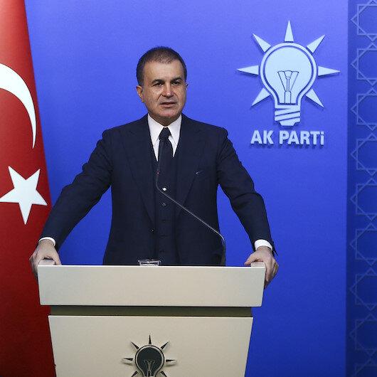 AK Parti Sözcüsü Çelik: Siyasi ahlakla bağdaşmaz