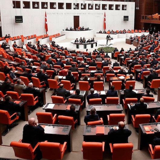 Kalkınma planı Meclis'ten geçti