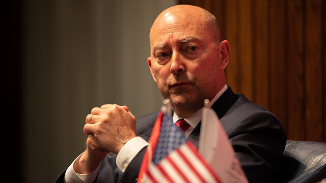 James Stavridis, a former US naval admiral