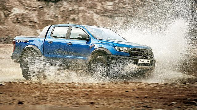 Yeni Ford Ranger geliştirilmiş motoruyla yüksek performans vadediyor.