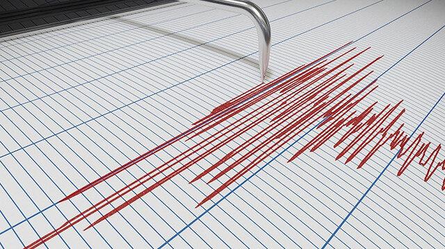 Yunanistan'da 5 şiddetinde deprem meydana geldi