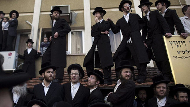 Ultra Ortodoks Yahudiler Kolluk Kuvvetleri kurdu