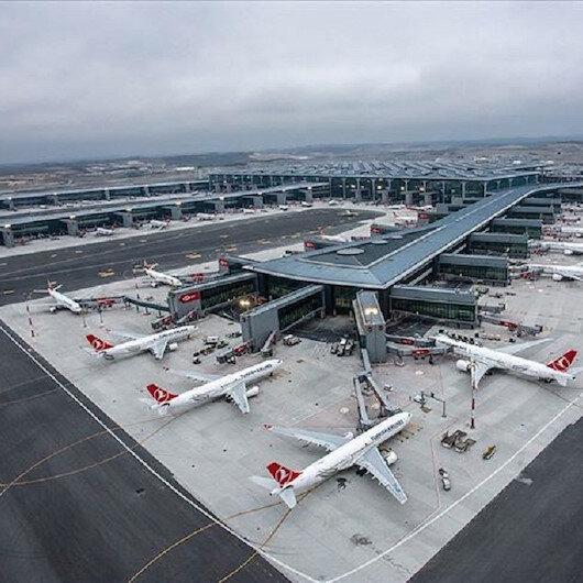 شاهد من السماء مطار إسطنبول العملاق