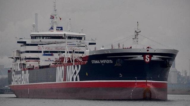 Körfez'de yeni kriz: İran, İngiliz petrol tankerine el koydu