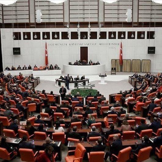البرلمان التركي يستنكر إجراءات أوروبية ضد تنقيب أنقرة شرق المتوسط