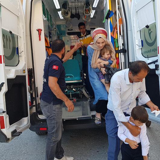 Erzincan'da gıda zehirlenmesi şüphesi: 20 kişi tedavi altına alındı