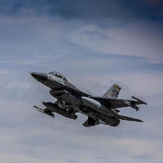 تدمير مواقع إرهابية في غارة جوية واسعة النطاق شمالي العراق