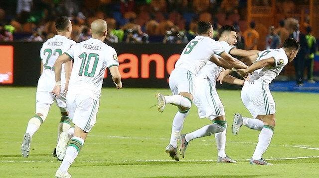 Afrika Kupası Cezayir'in