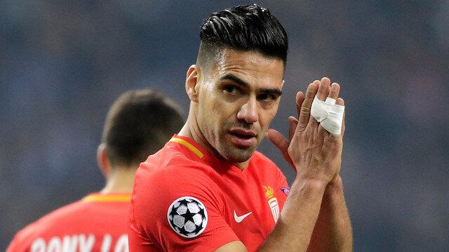 Falcao transferinde Galatasaray'ın eli güçlendi