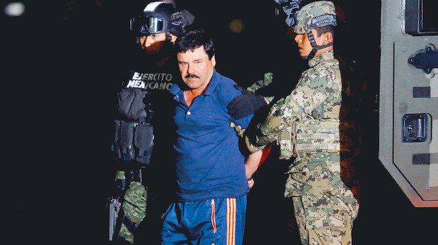 Bücür lakaplı El Chapo