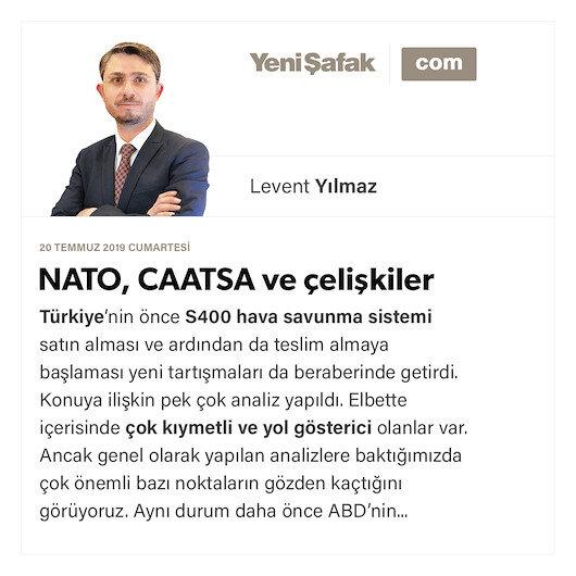 NATO, CAATSA ve çelişkiler