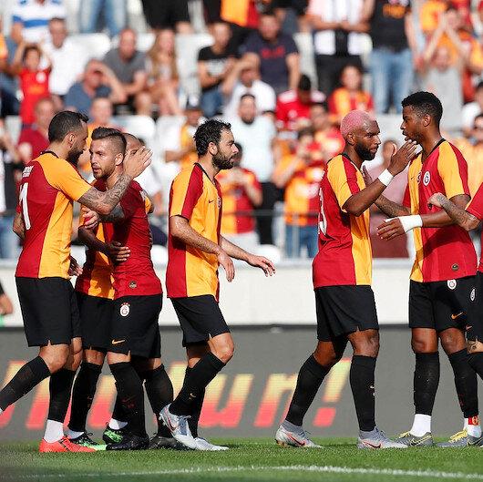 Galatasaray ince eleyip sık dokuyor