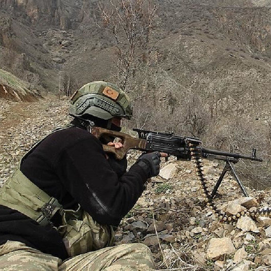 استشهاد ضابط في هجوم إرهابي جنوب شرقي تركيا