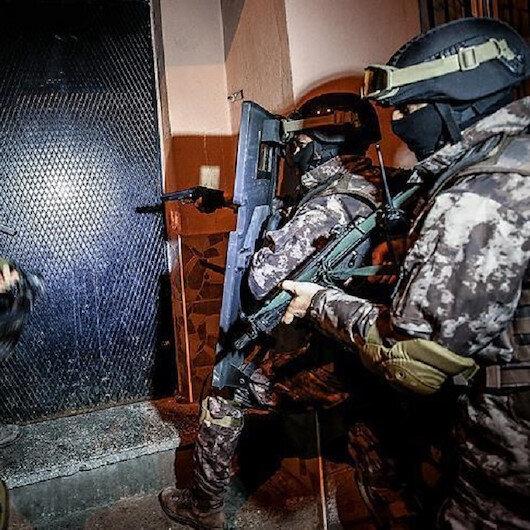الأمن التركي يلقي القبض على إرهابي كان ينوي تنفيذ هجوم