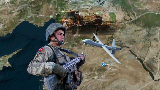 Fırat'ın Doğusu için Türk Silahlı Kuvvetleri'nin operasyona başlamasına artık 'an meselesi' gözüyle bakılıyor.