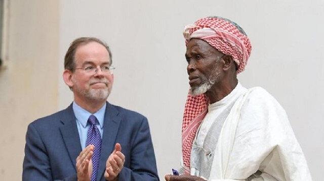 83-year-old Imam Abubakar Abdullahi