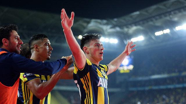 Eljif Elmas Fenerbahçe'ye veda etti