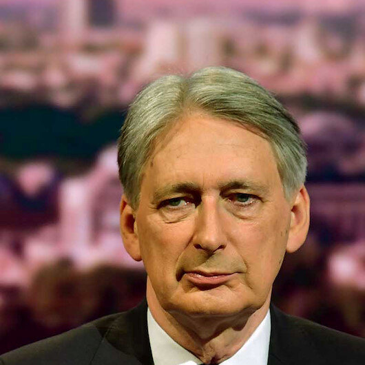 UK FinMin Hammond to quit over no-deal Brexit if Johnson become PM