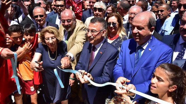 VP inaugurates Alparslan Türkeş Museum in Northern Cyprus